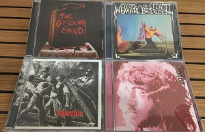 MARC BRIERLEY『WELCOME TO THE CITADEL』、GASOLINE BAND、BAKERLOOなどリイシュー