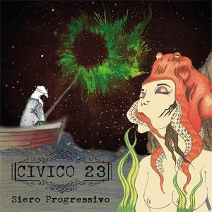 ローマ出身のヘヴィ・シンフォ・グループCICLO 23の2013年デビュー作『SIERO PROGRESSIVO』がリリース