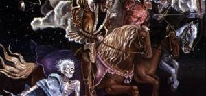 【ユーロロック周遊日記】北欧ファンタスティック・シンフォの代表的バンドDICEの77年録音作『FOUR RIDERS OF THE APOCALYPSE(黙示録の四人の御使い達)』