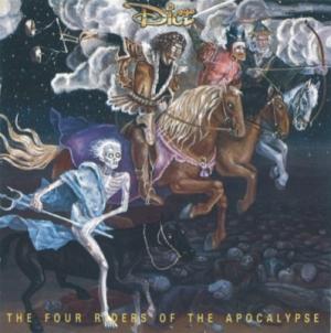 「世界のジャケ写から」 第四回 DICE『THE FOUR RIDERS OF THE APOCALYPSE』(スウェーデン)