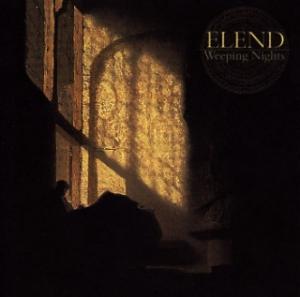 「世界のジャケ写から」 第ニ回 ELEND 『WEEPING NIGHT』 (フランス)