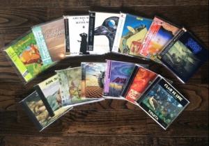 本日入荷した350枚の中古CDから、ジャパニーズ・プログレ作品をピックアップ!