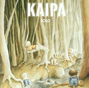 舩曳将仁の「世界のジャケ写から」 第二十五回 KAIPA『SOLO』(スウェーデン)