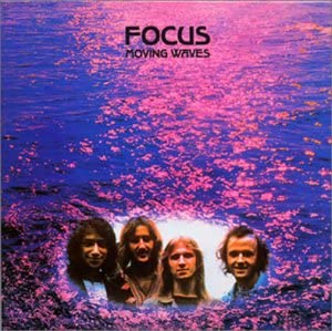 50周年連載企画<BACK TO THE 1971>第25回:FOCUS『MOVING WAVES』
