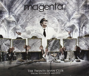 netherland dwarf のコラム『rabbit on the run』 第8回 MAGENTA / The Twenty Seven Club (UK / 2013)