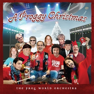 netherland dwarf のコラム『rabbit on the run』 第38回  THE PROG WORLD ORCHESTRA / A Proggy Christmas (USA / 2012)