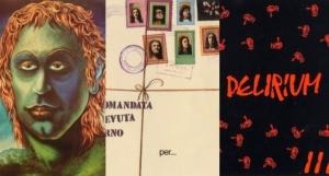 「ザ・ベスト・オブ・イタリアン・ロック VOL.5,6」セミラミス、ラッコマンダータ・リチェヴータ・リトルノ、デリリウム来日公演@クラブチッタ川崎ライヴレポート(8/12・13)