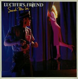 舩曳将仁の「世界のジャケ写から」 第二十七回 LUCIFER'S FRIEND『SNEAK ME IN』(ドイツ)
