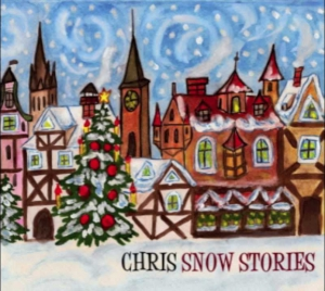 netherland dwarf のコラム『rabbit on the run』 第2回 CHRIS / Snow Stories (Holland / 2012)