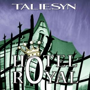 ヴィンテージ感覚溢れるベルギー産新鋭ハード・グループTALIESYNの2013年作2nd『HOTEL ROYAL』がリリース