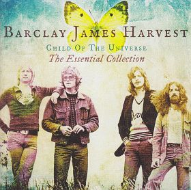 BARCLAY JAMES HARVESTのPOLYDOR時代のベスト『CHILD OF THE UNIVERSE: THE ESSENTIAL COLLECTION』がリリース