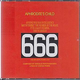 50周年連載企画<BACK TO THE 1971>第14回:APHRODITE'S CHILD『666』