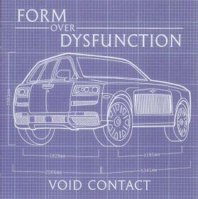 【アーティスト・インタビュー】20年3rd『FORM OVER DYSFUNCTION』をリリースしたプログレ・ポップ・ユニットVOID CONTACTにインタビューを行いました!