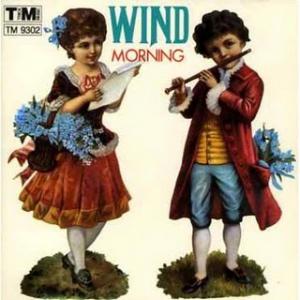 舩曳将仁の「世界のジャケ写から」  第三十回 WIND『MORNING』(ドイツ)