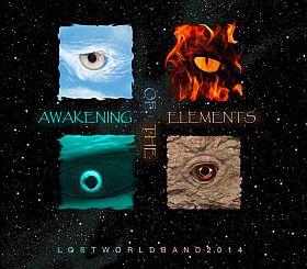 ロシア新鋭プログレ LOST WORLDの06年作『AWAKENING OF THE ELEMENTS』の2014年新装エディションが入荷!