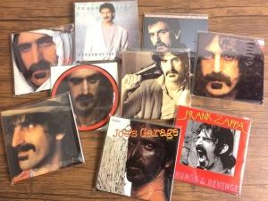 5月14日、264枚の中古CDが入荷いたしました!大量入荷のフランク・ザッパ紙ジャケに注目☆